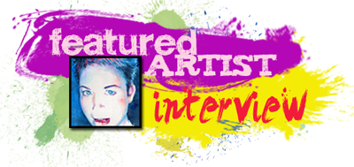Featured interview artist logo
